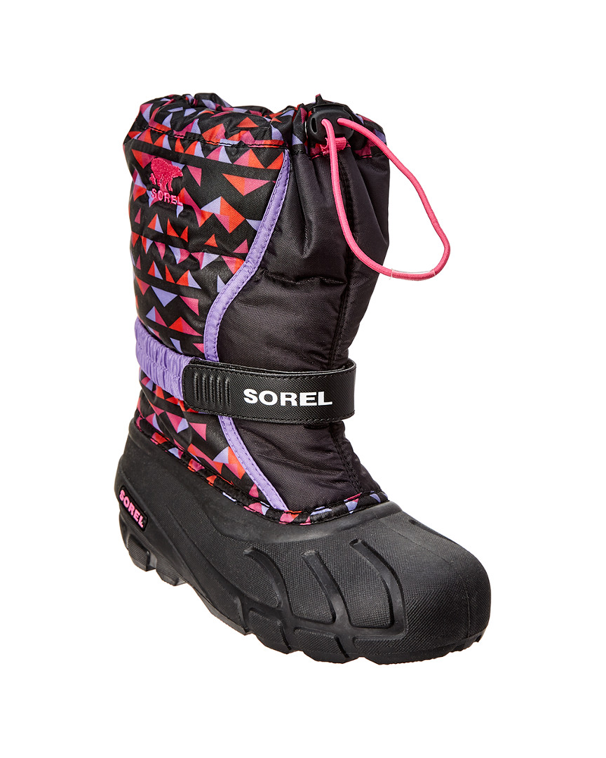 YOUTH FLURRY PRINT BOOT