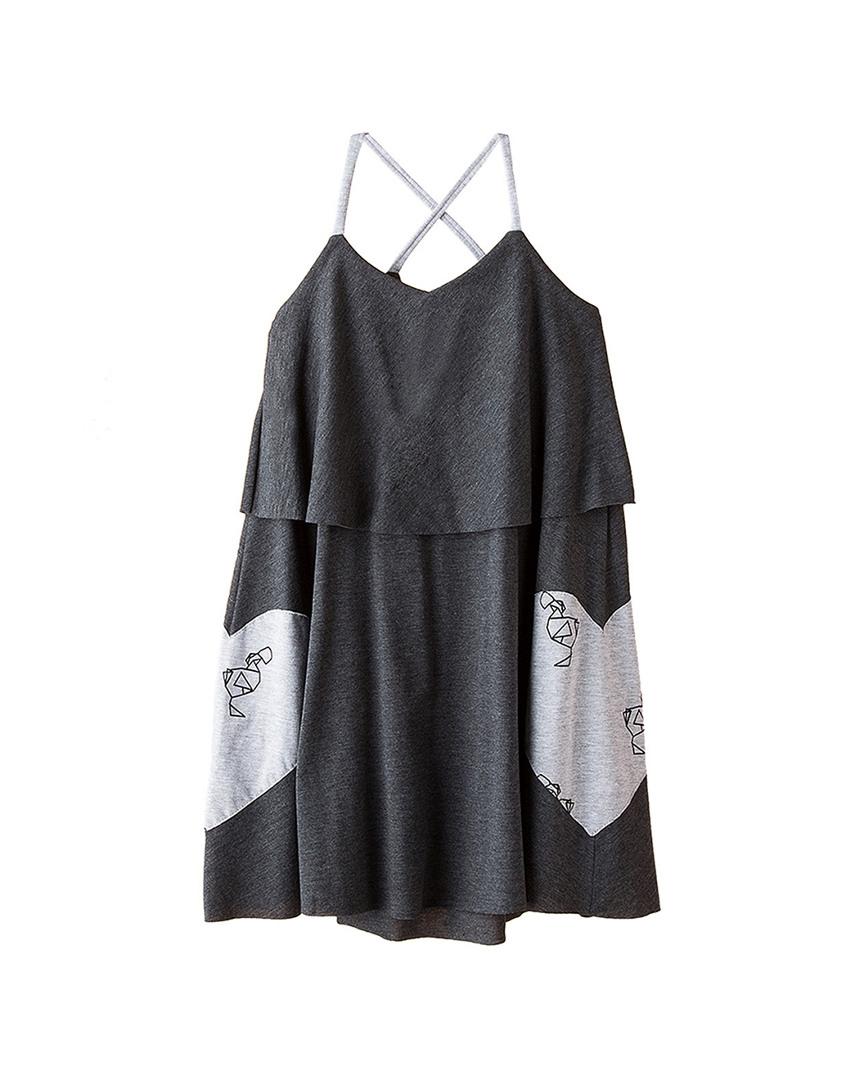 PATCH DRESS