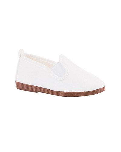 Rue La La — Angelitos Solid Slip-On Sneaker