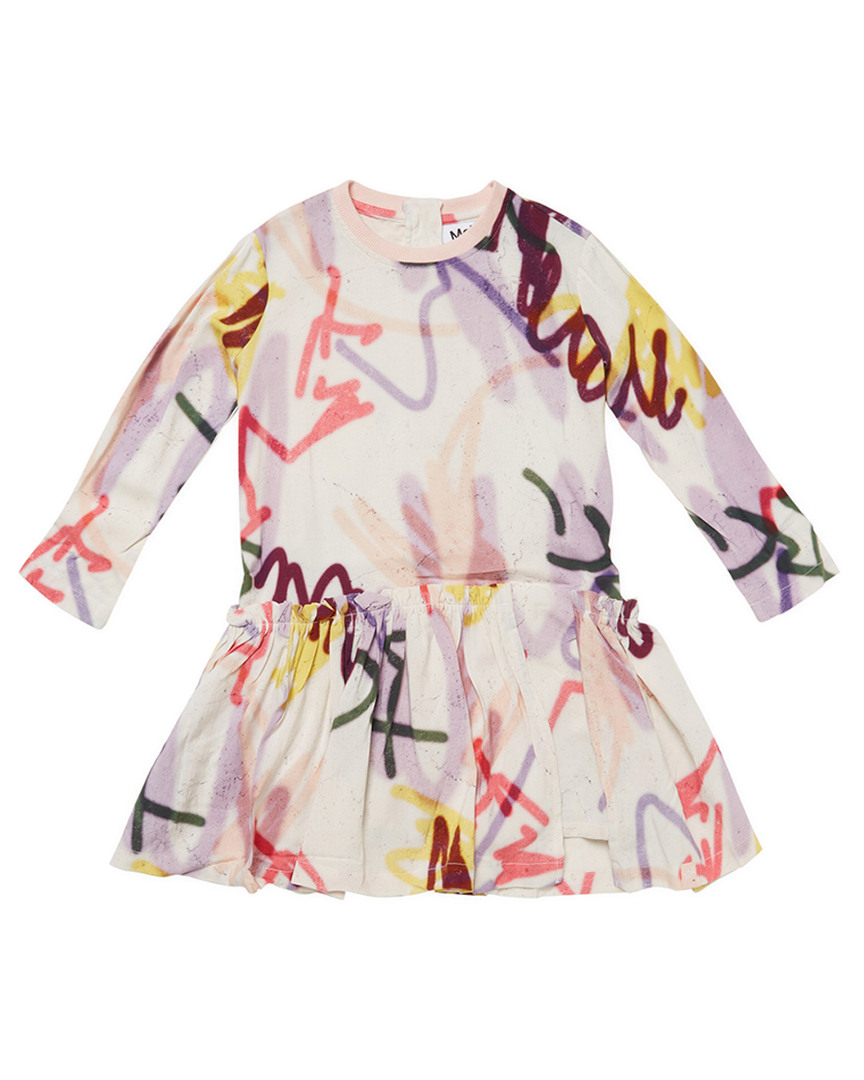 CANDIS GRAFFITI DRESS