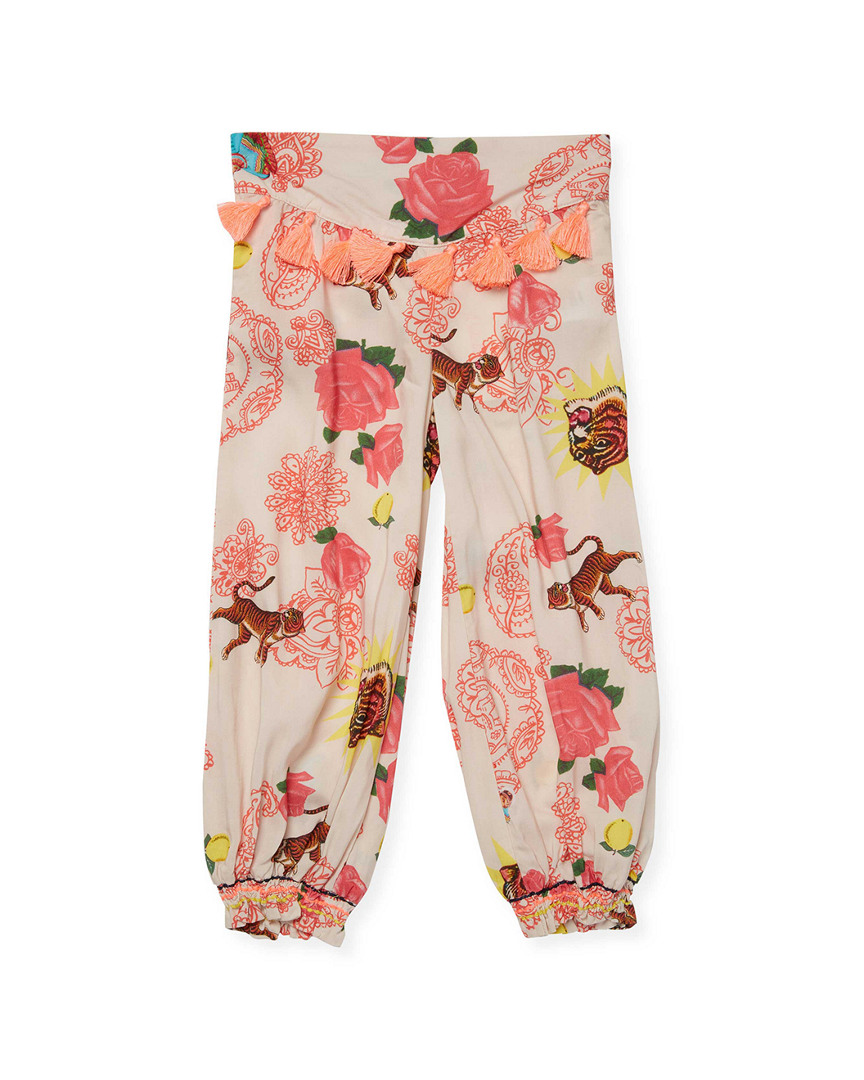FLORAL BALLOON PANT