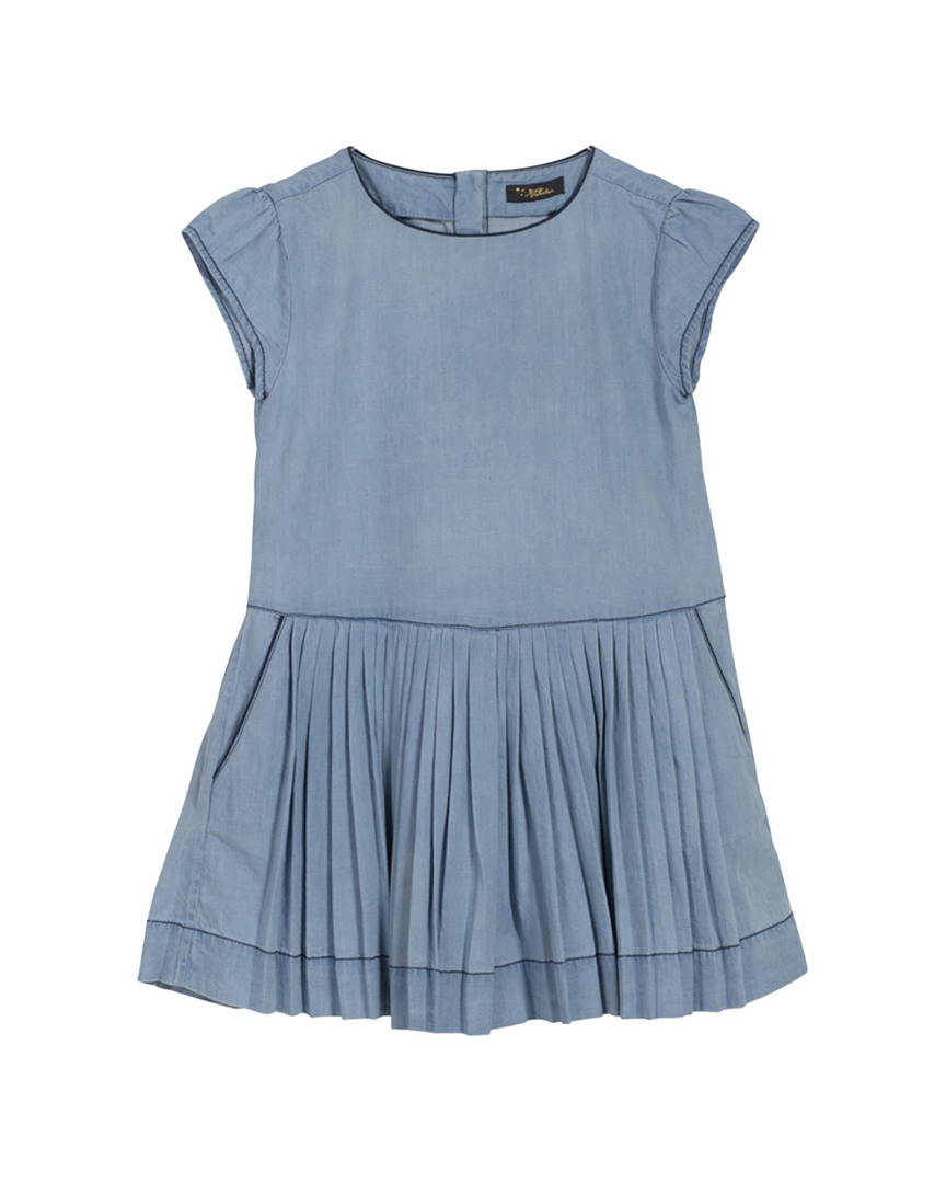 PLEATED SKIRT TENNIS DRESS