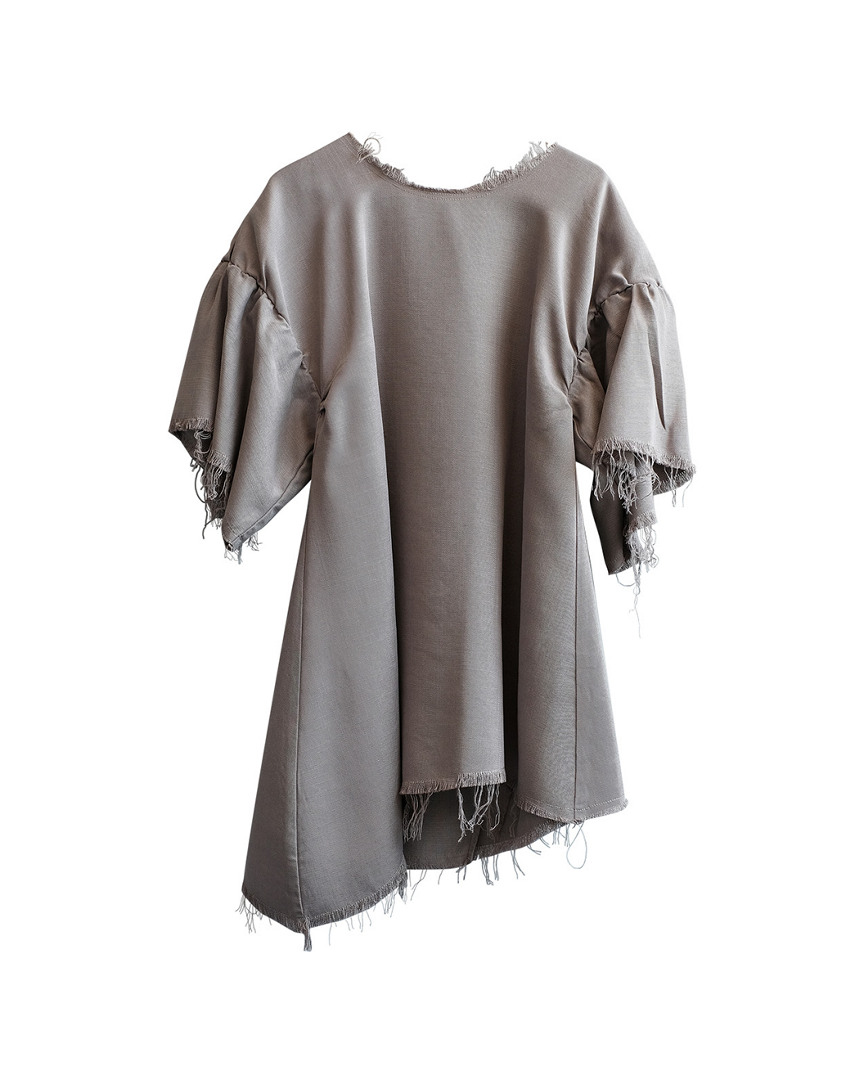 JULIETA CREWNECK BLOUSE