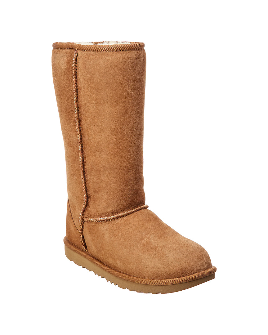 CLASSIC TALL II SUEDE BOOT