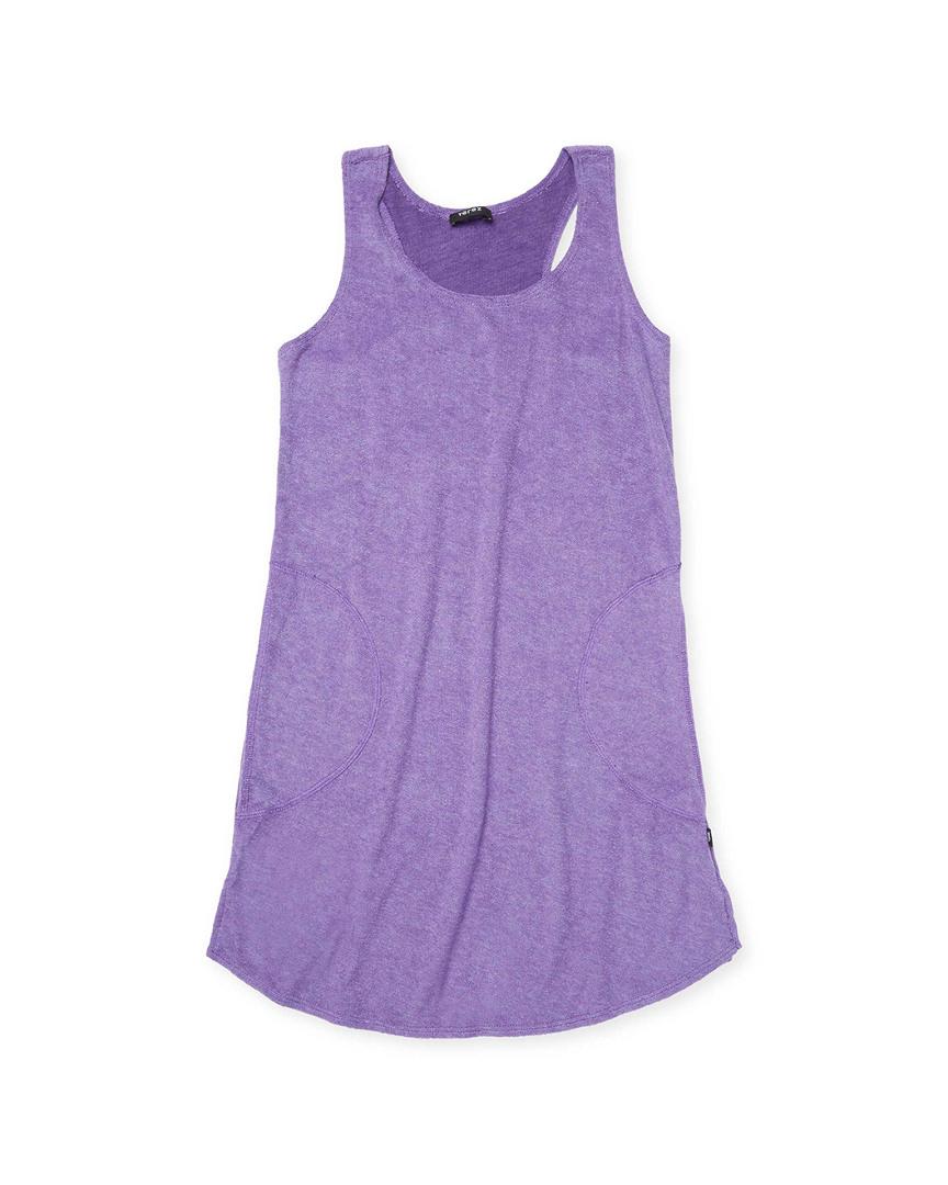TERRY CLOTH TANK DRESS