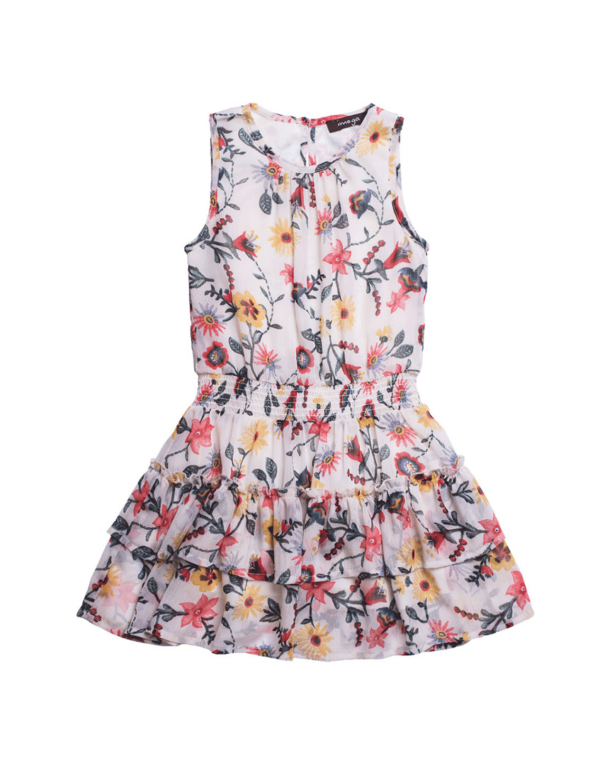 THEA FLORAL DRESS