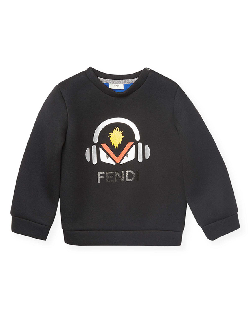 CREWNECK SOLID SWEATER
