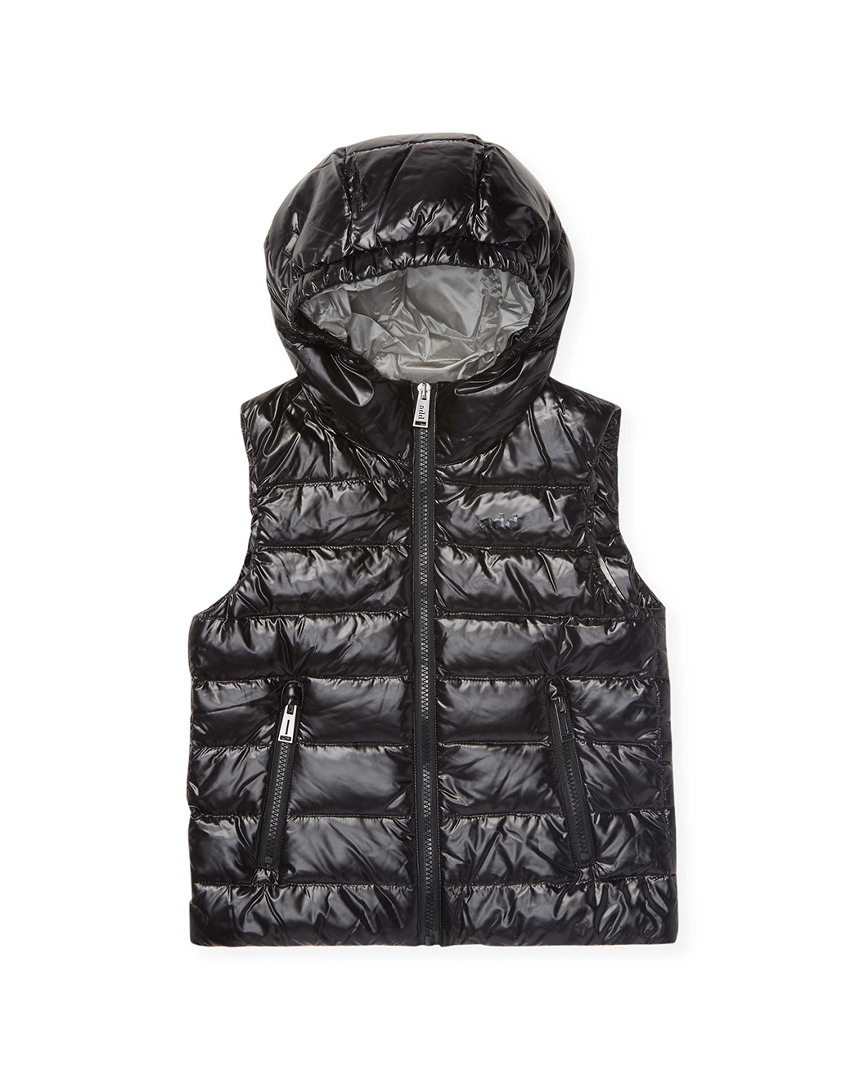 SOLID QUILTED VEST