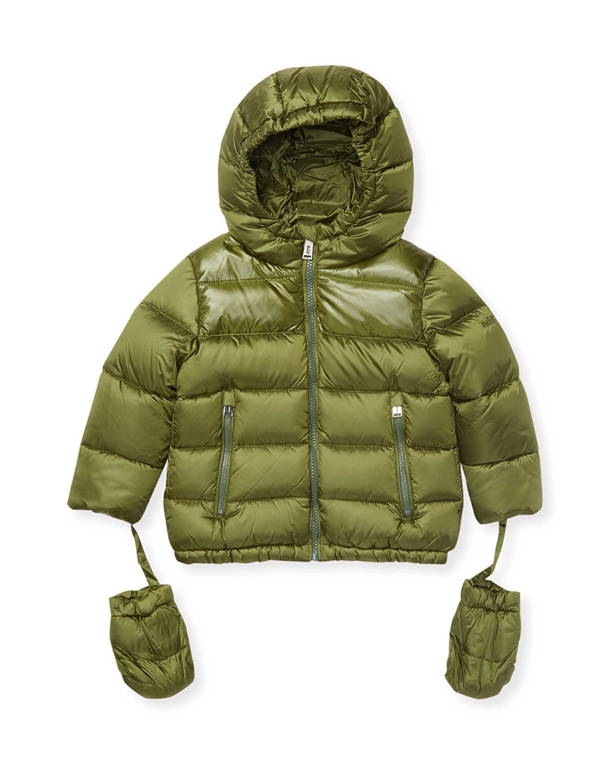 SOLID QUILTED JACKET