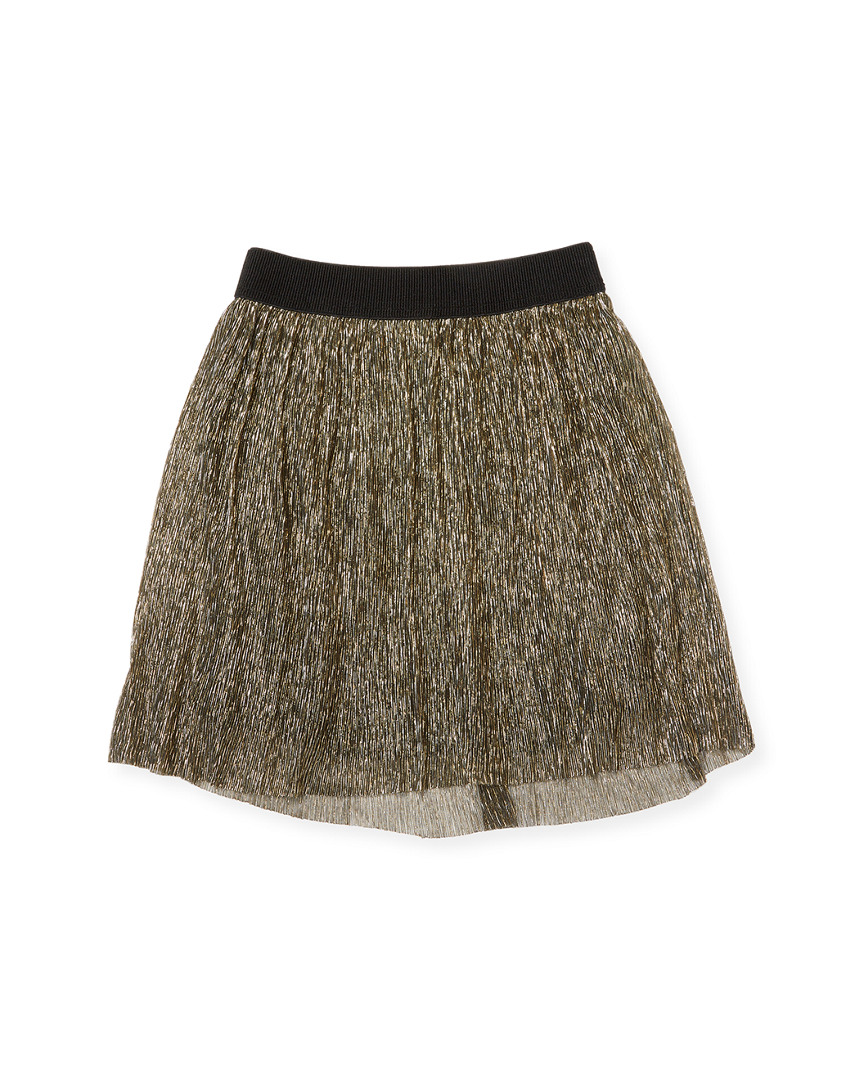 PARTY METALLIC SKIRT