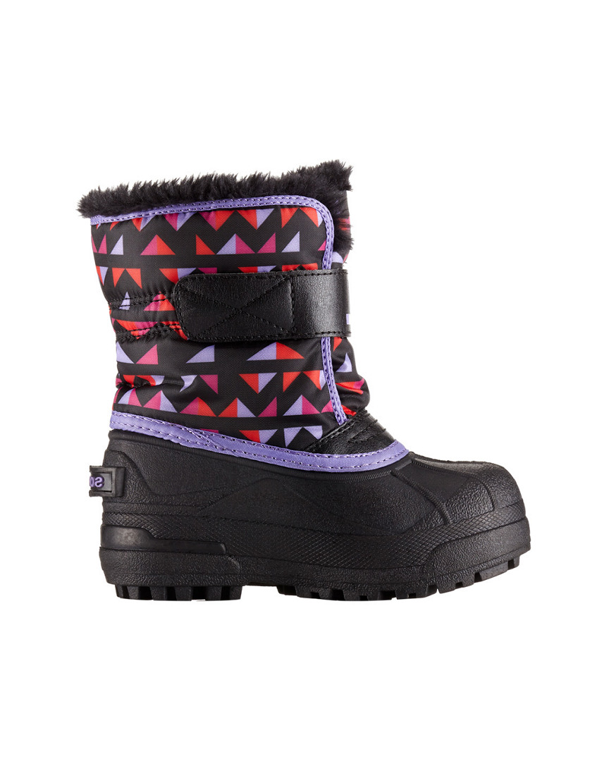 SNOW COMMANDER PRINTED BOOT