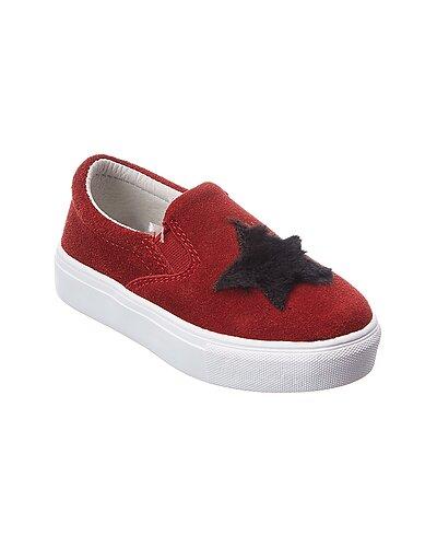 Rue La La — Hoo Heart/Star Slip-On Sneaker