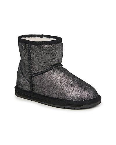 Rue La La — EMU Australia Wallaby Sequin Suede Boot