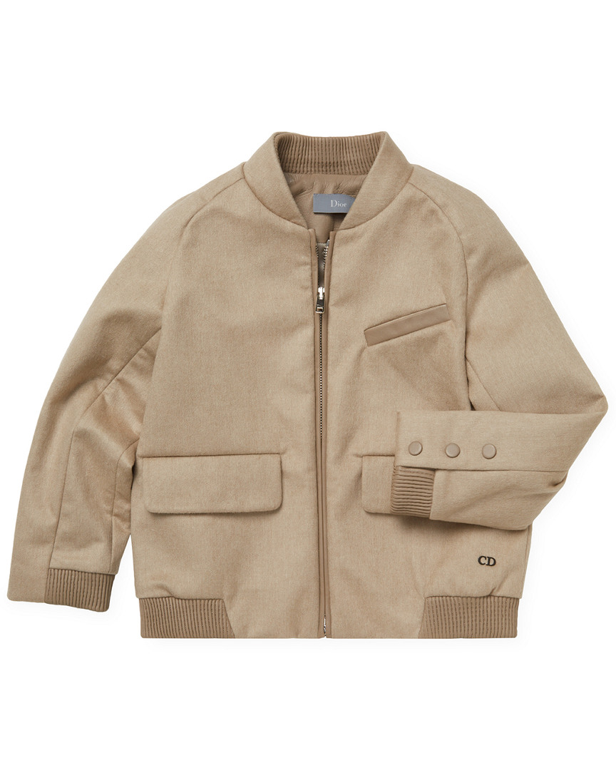 SOLID STAND COLLAR JACKET