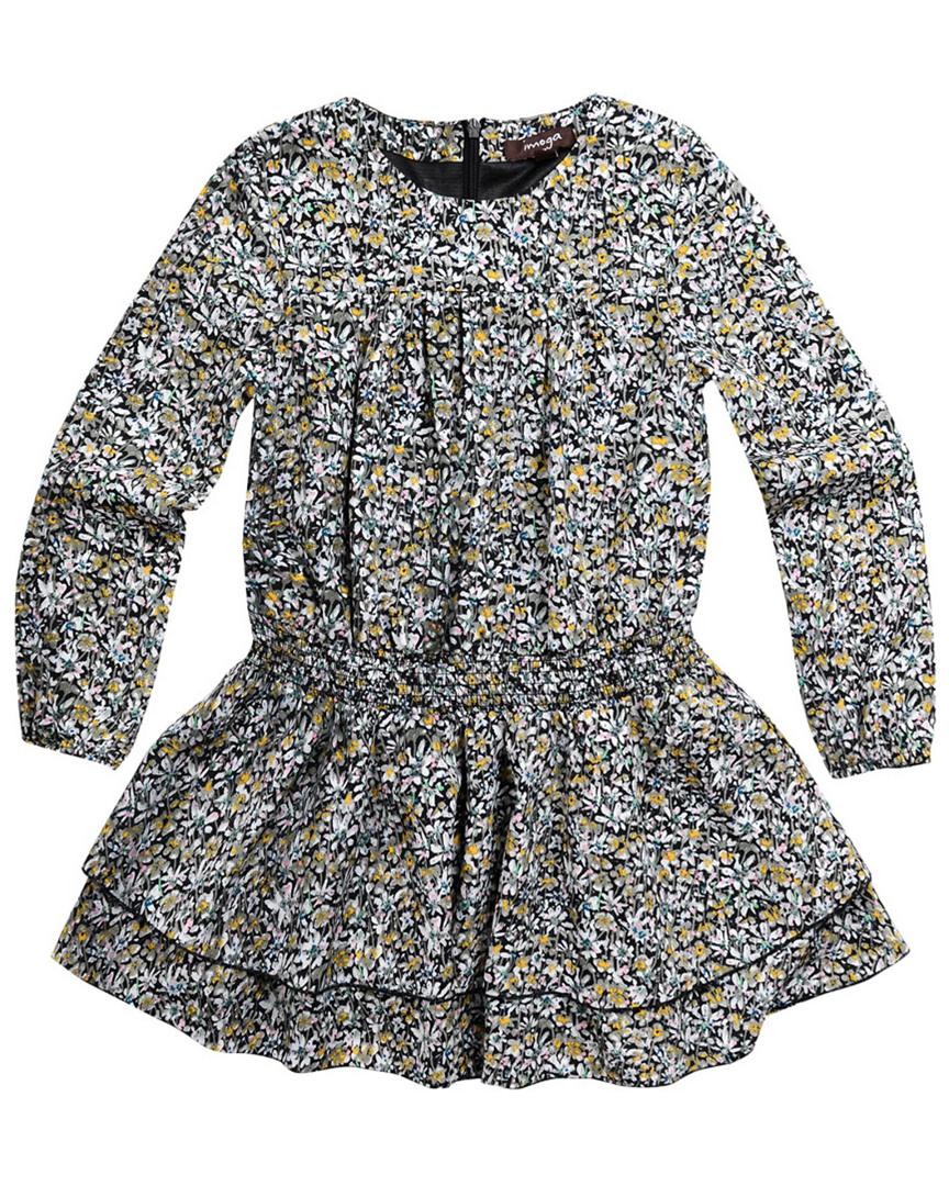 IMOGA Printed Tunic Dress in Nocolor