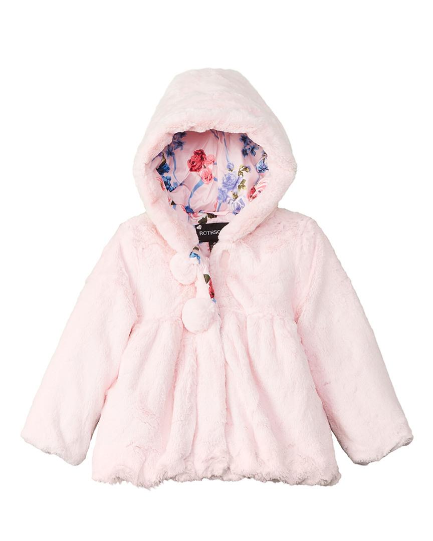9aeedb6f5680 Rothschild Kids Teddy Plush Jacket