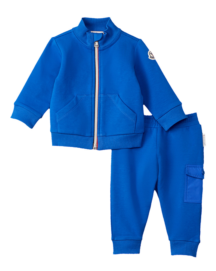 2Pc Track Suit, Red
