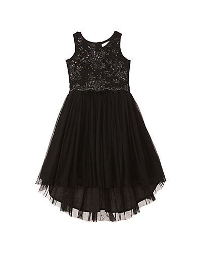 Cupcake & Pastries Girls' Chantilly Lace Dress