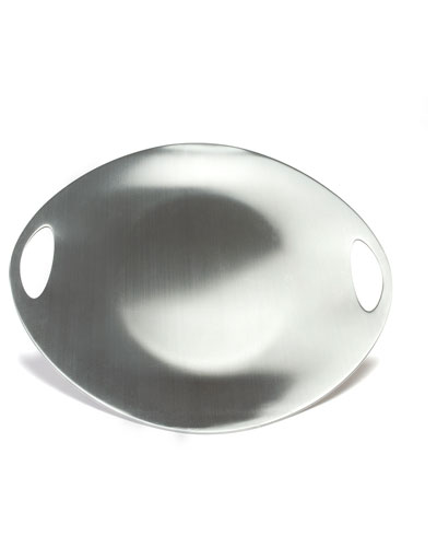 Charcoal Companion Stainless Steel Grill Plate