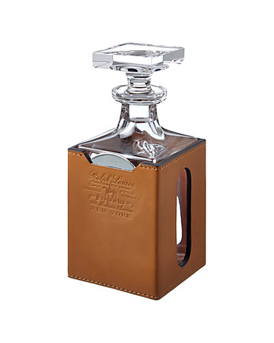 Ralph Lauren Cantwell Decanter