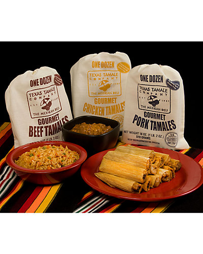 Texas Tamale Co. Meat Meal Deal