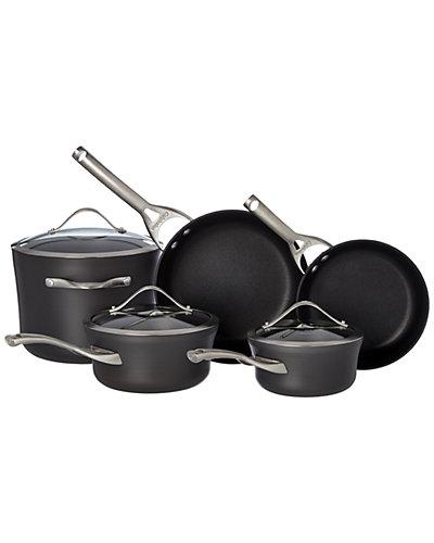 Calphalon Contemporary Nonstick 8pc Cookware Set