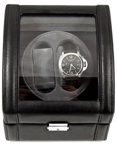 Leather 2-Watch Winder