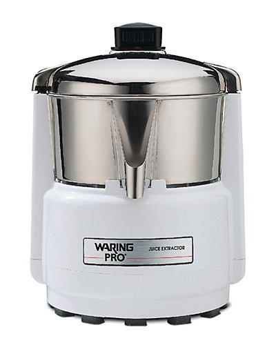 Waring Pro Stainless Steel Juice Extractor