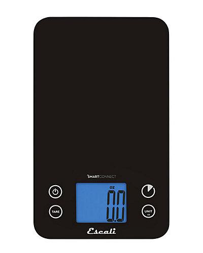 "Escali ""SmartConnect"" Bluetooth Kitchen Scale"