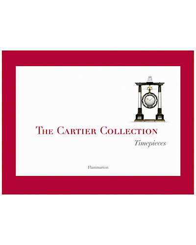 """""""The Cartier Collection: Timepieces"""" by Francois Chaille & Franco Cologni"""