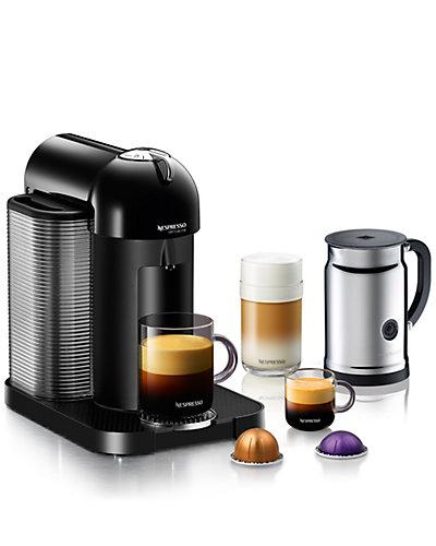 """Nespresso """"Vertuoline"""" Machine & Aeroccino"""