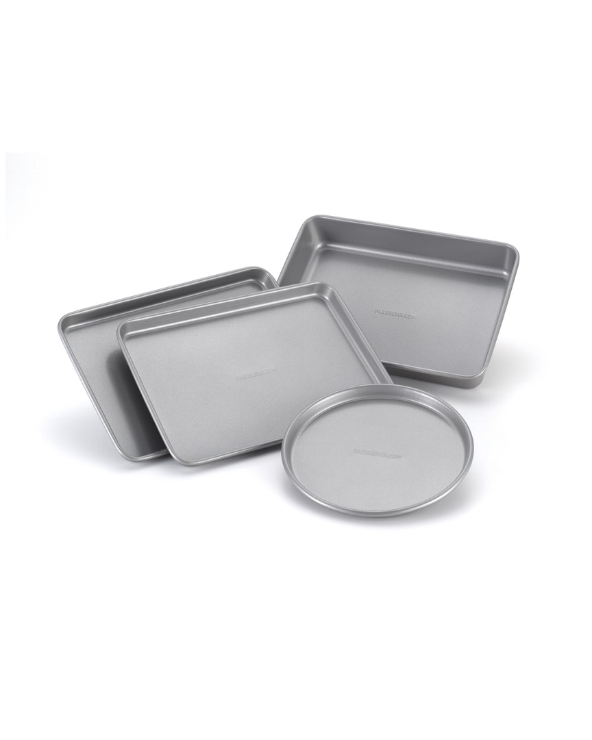 Farberware 4Pc Toaster Oven Bakeware Set photo