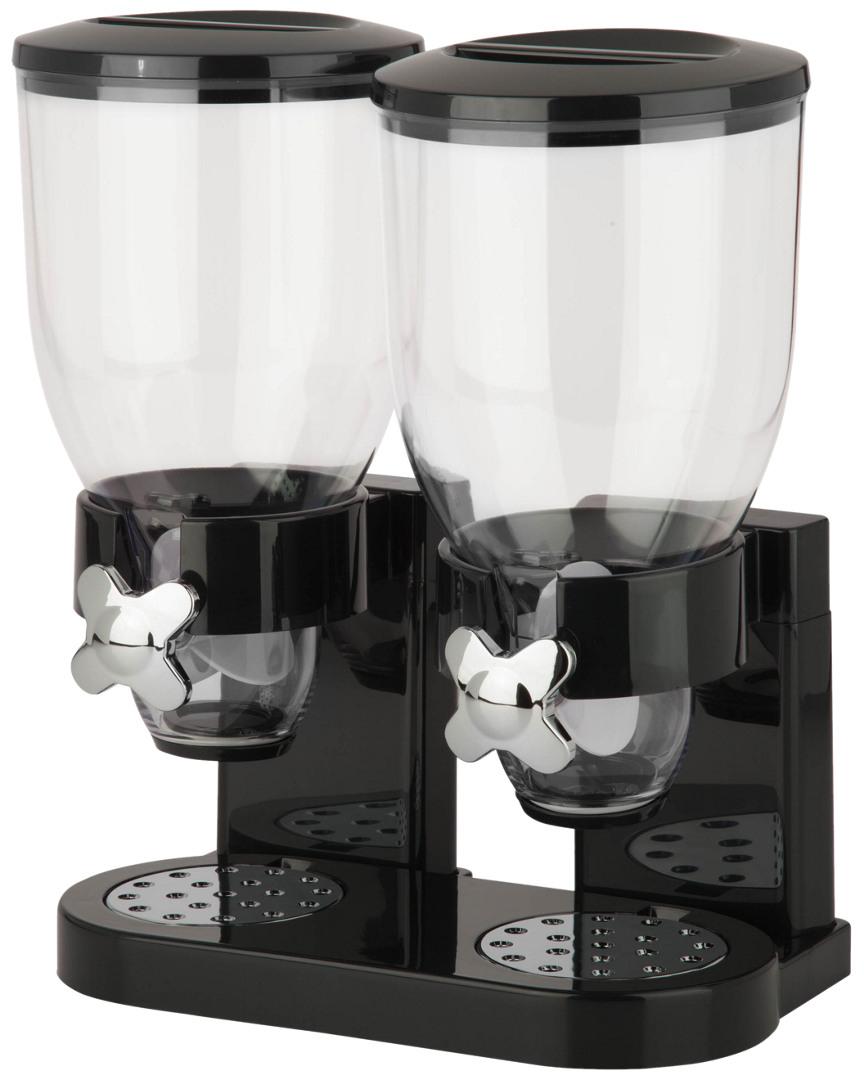 Honey-Can-Do The Original Indispensable 35Oz Double Dry Food Dispenser photo