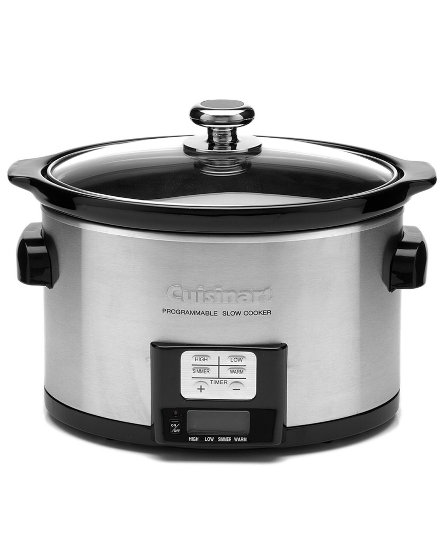 Cuisinart 3.5Qt Programmable Slow Cooker photo