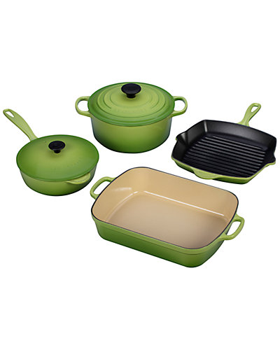 Le Creuset 6pc Signature Set