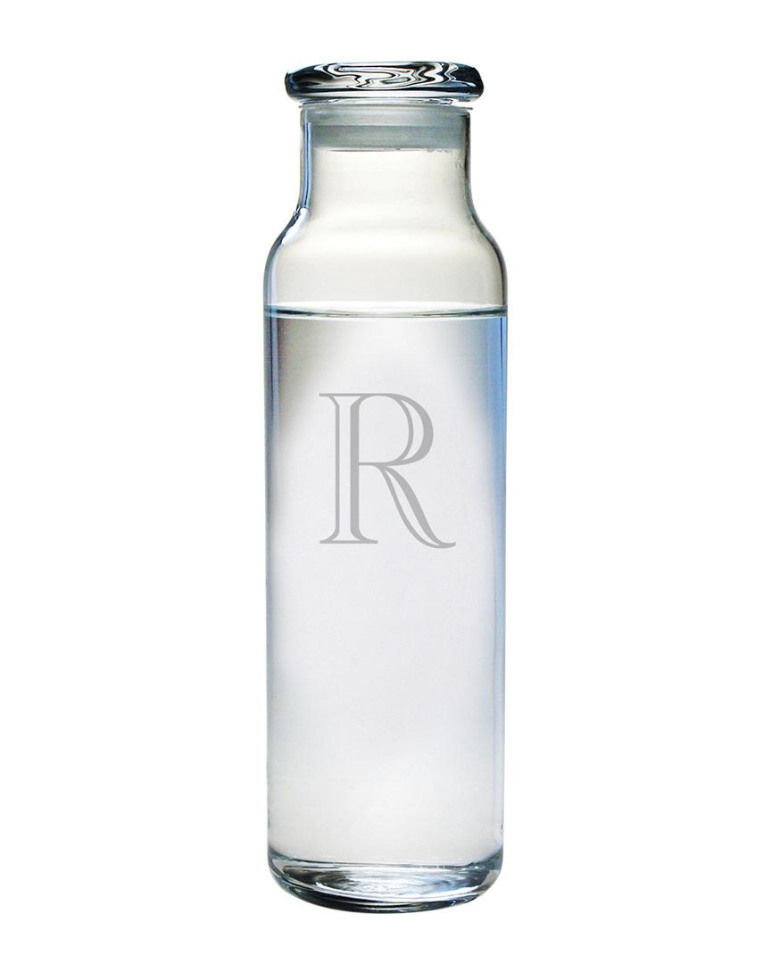 Susquehanna Glass 24Oz Engraver Monogram Water Bottle photo