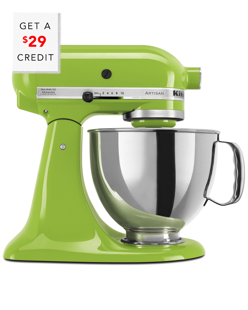 Kitchenaid Artisan Series 5Qt Tilt-Head Stand Mixer photo