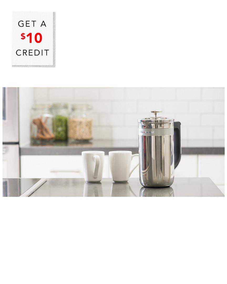 Kitchenaid Precision Press Coffee Maker photo