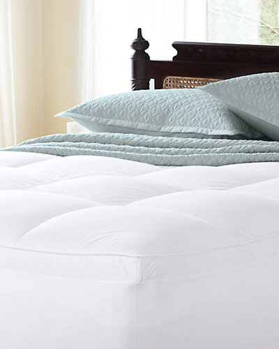 Cuddledown Down and Feather Mattress Pad