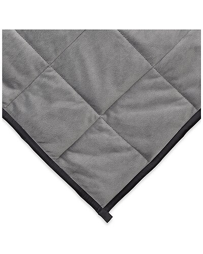 Ella Jayne Weighted Blanket with Minky Reverse seen on The Nick Cannon Show deals