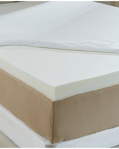 Nature's Sleep Biopolymer 2.5in Memory Foam Topper