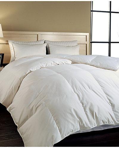 Hotel Suite Heavy Weight Naples Hugarian Goose Down Comforter