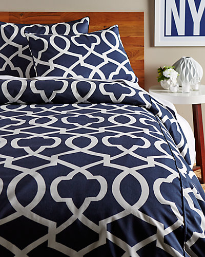 Brite Ideas Morrow Duvet Set