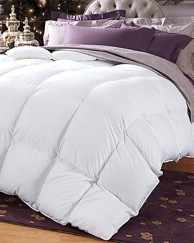 Cuddledown Extra Heavy Weight White Goose Down Comforter