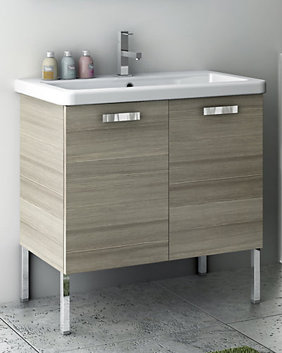 Nameeks Larch Canapa 30in Bathroom Vanity