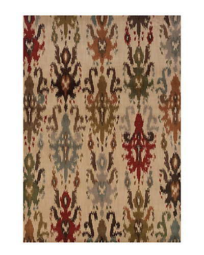 Transitional Floral 5 ft 3 in x 7 ft 6 in Rug