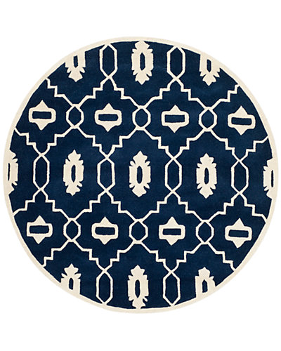 Chatham Hand-Tufted Round 5ft x 5ft Rug