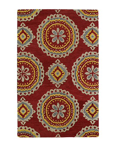 Global Inspirations Hand-Tufted Rug