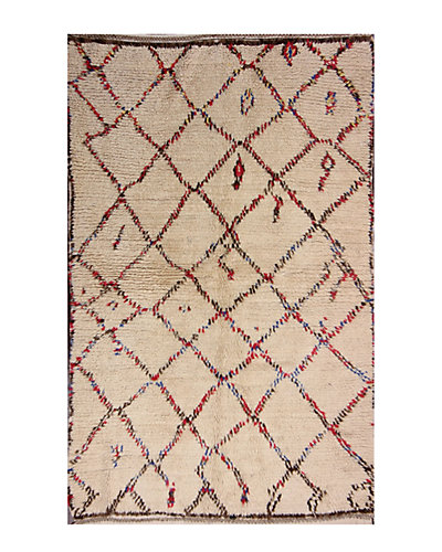Evans Hand-Knotted 4 ft 7 in x 6 ft 11 in Rug