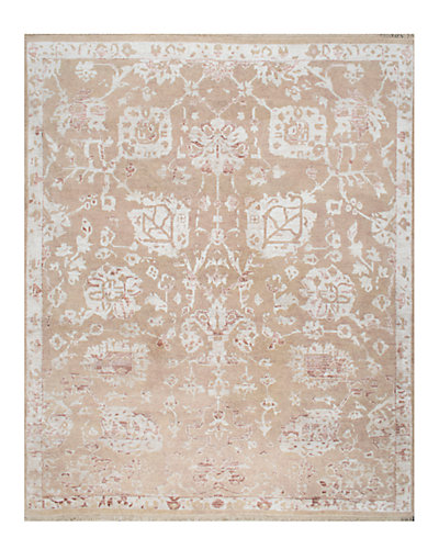 Danette Hand-Knotted 8 ft x 10 ft Rug